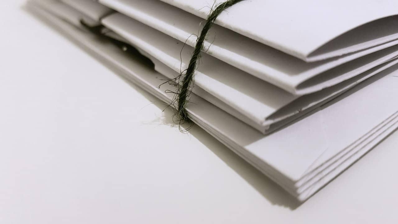 Rolcontainer vertrouwelijk papier afvalstroom